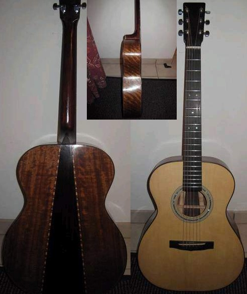 Les guitares d'un luthier aussi amateur que passionné ... 10