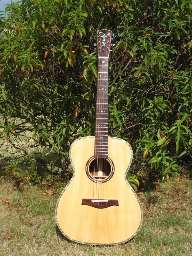 Les guitares d'un luthier aussi amateur que passionné ... 29072009%20001