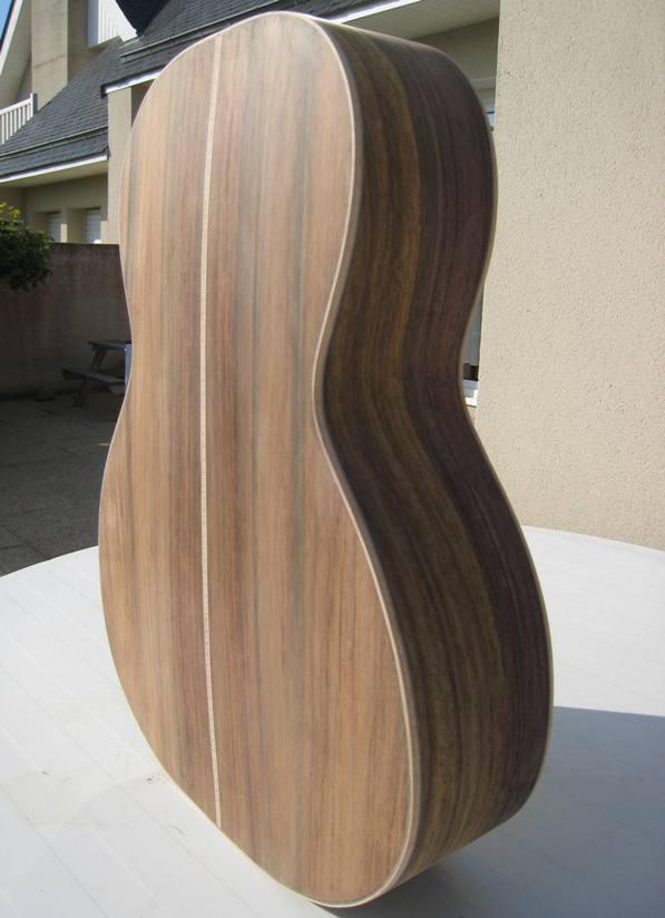 Les guitares d'un luthier aussi amateur que passionné ... - Page 2 19042010%20009
