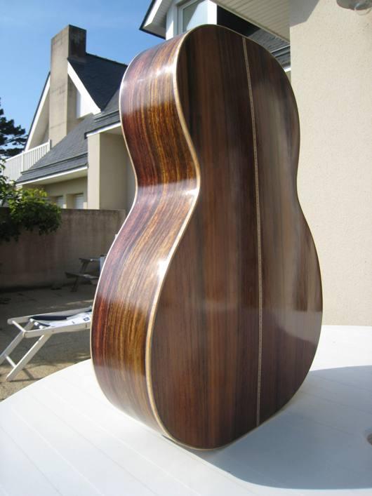 Les guitares d'un luthier aussi amateur que passionné ... - Page 2 22042010%20009