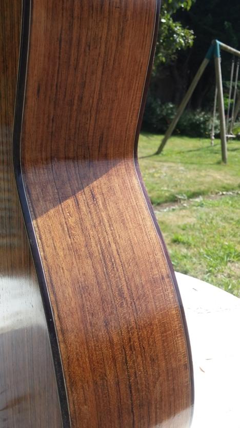 Les guitares d'un luthier aussi amateur que passionné ... - Page 25 20140811_160157