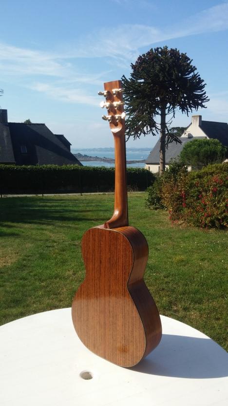 Les guitares d'un luthier aussi amateur que passionné ... - Page 25 20140920_114914