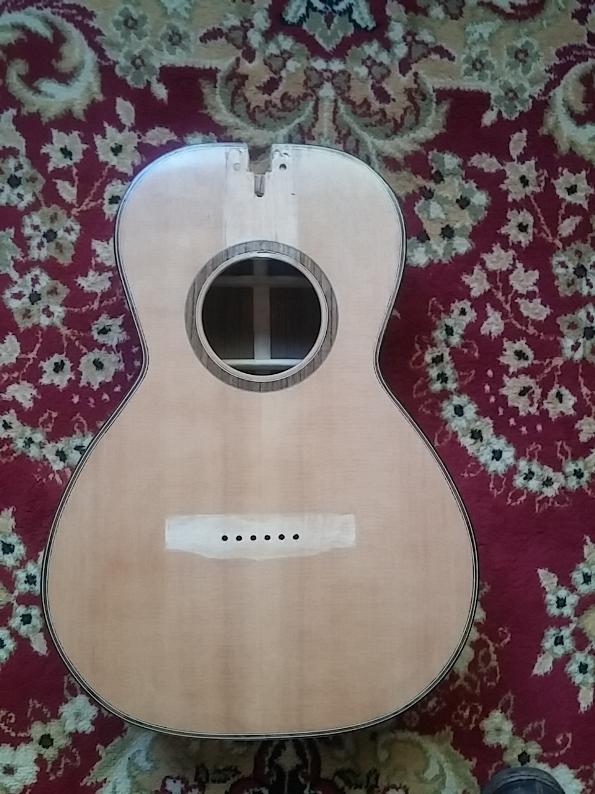 Les guitares d'un luthier aussi amateur que passionné ... - Page 28 20150413_160828