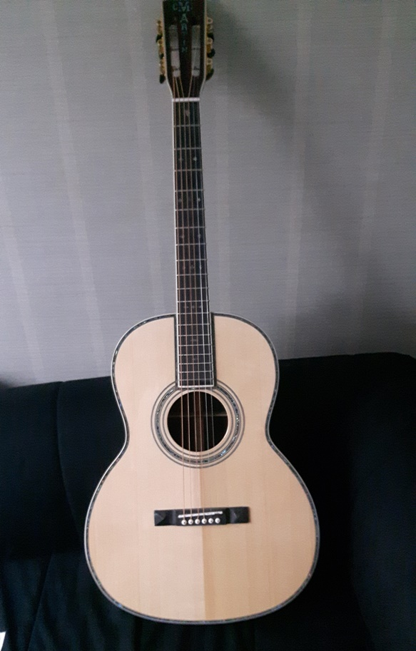 Les guitares d'un luthier aussi amateur que passionné ... - Page 28 20190123_120011