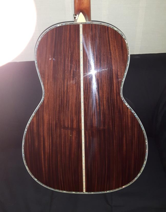 Les guitares d'un luthier aussi amateur que passionné ... - Page 28 20190123_120026