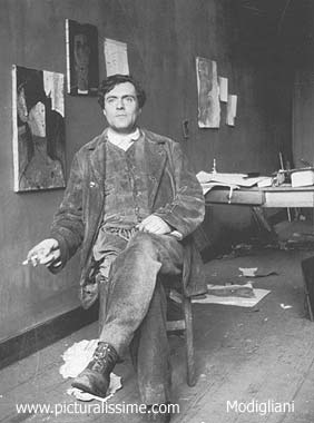 Amadeo Modiljani Amedeo_modigliani
