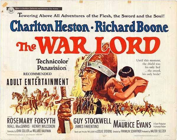 Trencavel al cine The_war_lord