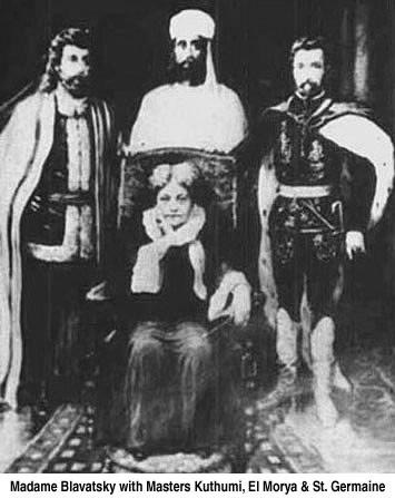 Illuminism, Freemasonry and the Great White Brotherhood Image