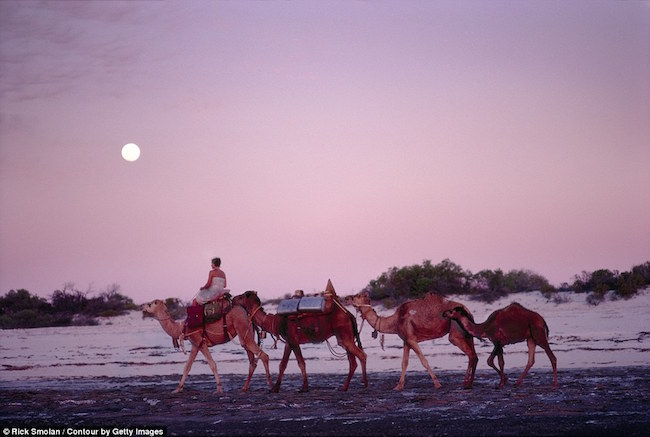 Robyn Davidson's 'TRACKS': An Awesome Adventure Across The Australian Outback … 1408353371630_wps_42_UNSPECIFIED_AUSTRALIA_JAN