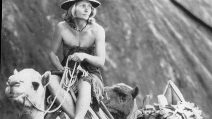 Robyn Davidson's 'TRACKS': An Awesome Adventure Across The Australian Outback … Robyn-A
