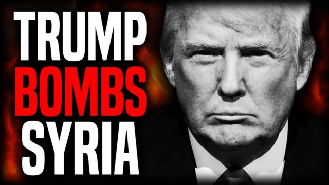 Here's why Trump was ordered to launch the Syrian missile attack Maxresdefault-1-640x360