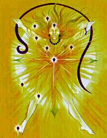 Le Soleil, mythes et légendes Amaterasu