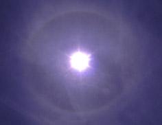 Le Soleil, mythes et légendes Halo1