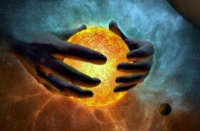 Le Soleil, mythes et légendes HandsSun