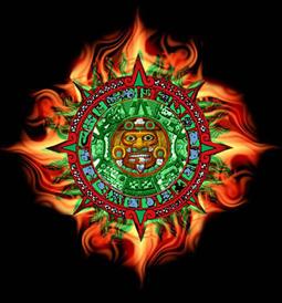 Le Soleil, mythes et légendes Tonatiuh