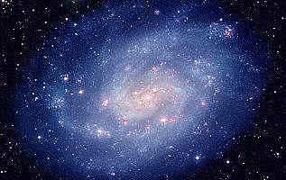 l' énigme de la Matière SOMBRE Galaxie