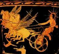 Le Soleil, mythes et légendes Helios