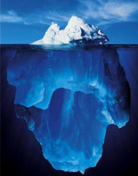 Télérama du 25 avril 2012 Iceberg1