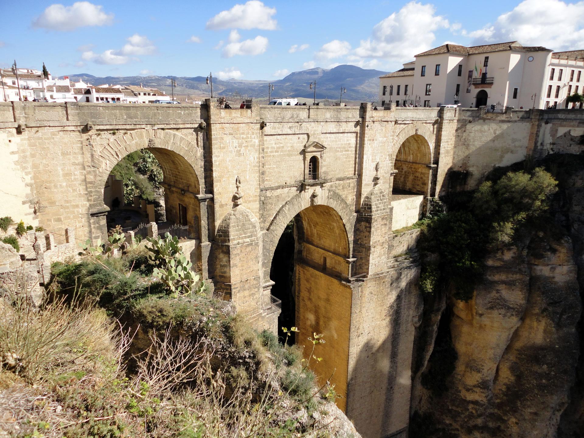Arhitektura koja spaja ljude - Mostovi Ronda_El_Puente_Nuevo