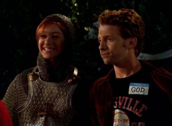 "Daniel ""Oz"" Osbourne de Buffy contre les vampires Oz-god-costume"