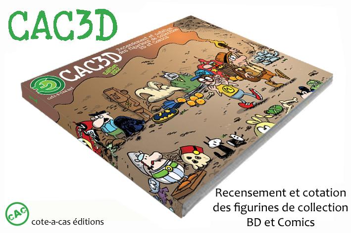 cac3d para-bd 2012 : Commande sur fana Collec CAC3D-2012