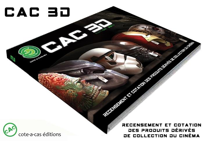 cac3d cinéma 2013 : Commande sur fana Collec CAC3D-2013