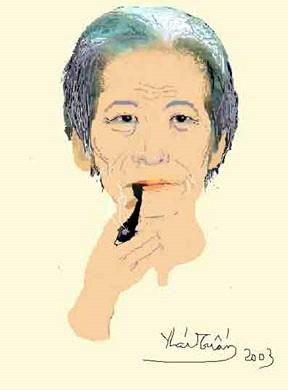 tuan - Tuyển Tập Tranh của Hoạ sĩ Thái Tuấn  Tuhoa2003