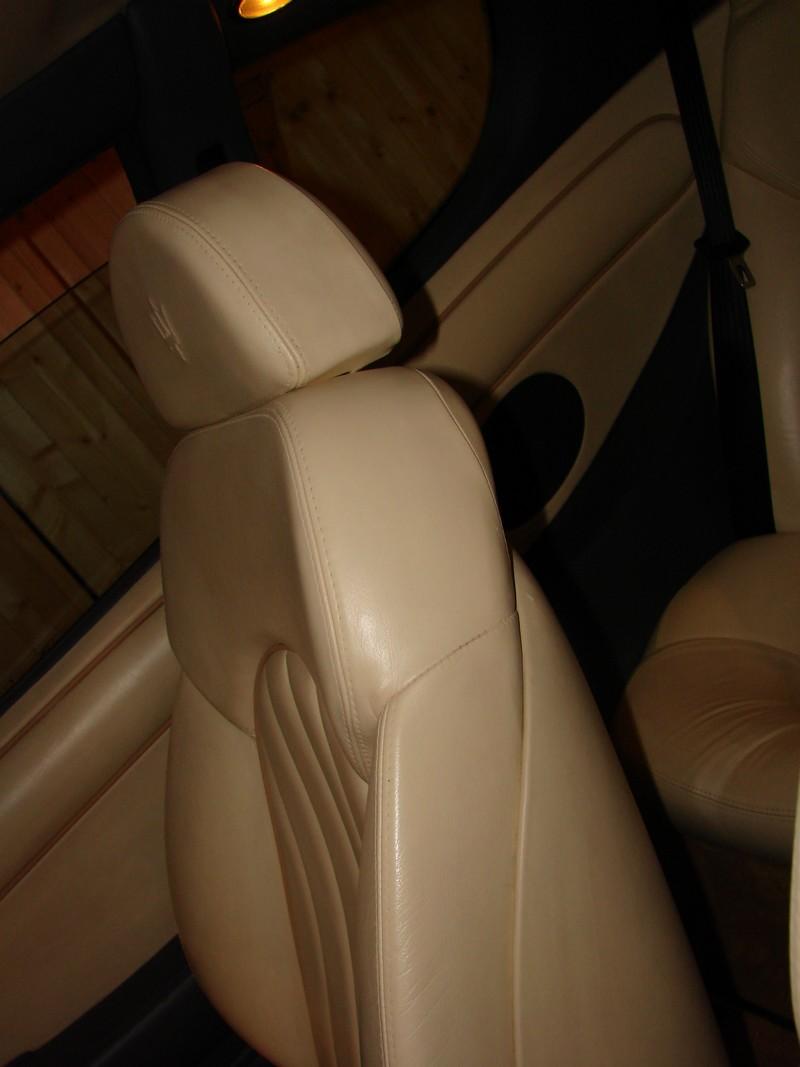 Rénovation des cuirs de ma 3200 GT Assetto Corsa DSC09197
