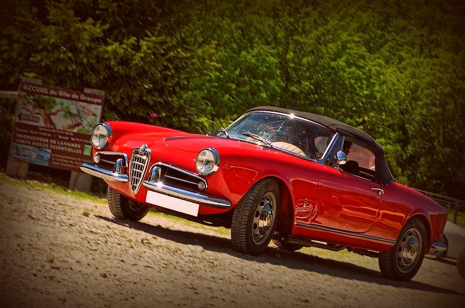 [Alfa Romeo] Giulietta spider DSC9530
