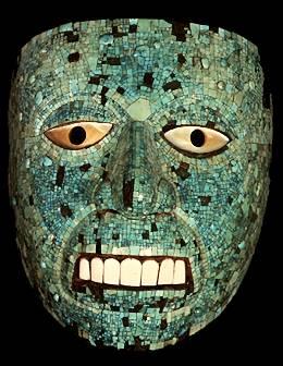Masques dans l'art Masque%20azteque