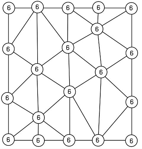 Petit jeujeu mathématique deviendra gros casse-tête - Page 2 Reseau_hexa_sur_tore_carre