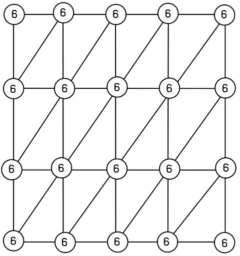 Petit jeujeu mathématique deviendra gros casse-tête - Page 2 Reseau_hexa_sur_tore_carre2