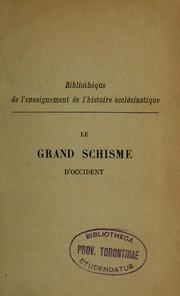 Guillaume d'Occam et la démocratie religieuse 7200564-M