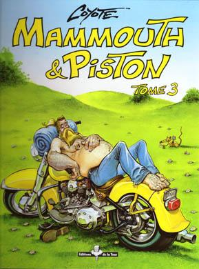 Bandes dessinées moto Mammouth3