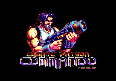 AMSTRAD CPC Vs C64, FIGHT !!!! - Page 6 Cosmicprison1