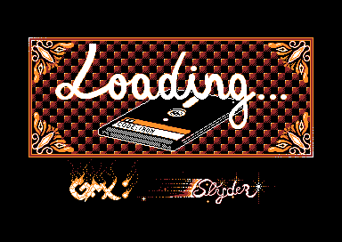 AMSTRAD CPC Vs C64, FIGHT !!!! - Page 6 Slyder-loading