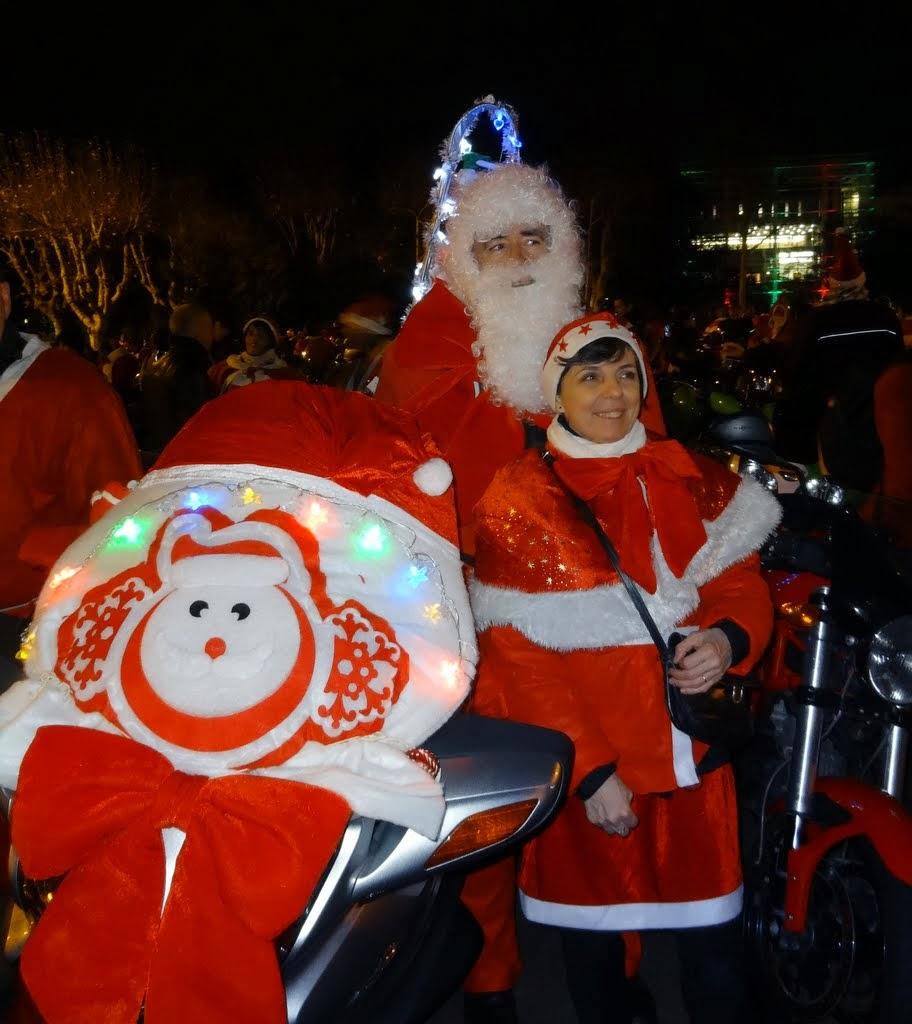Balade de Noël des motards Toulousains 6 décembre 2013 DSC02590