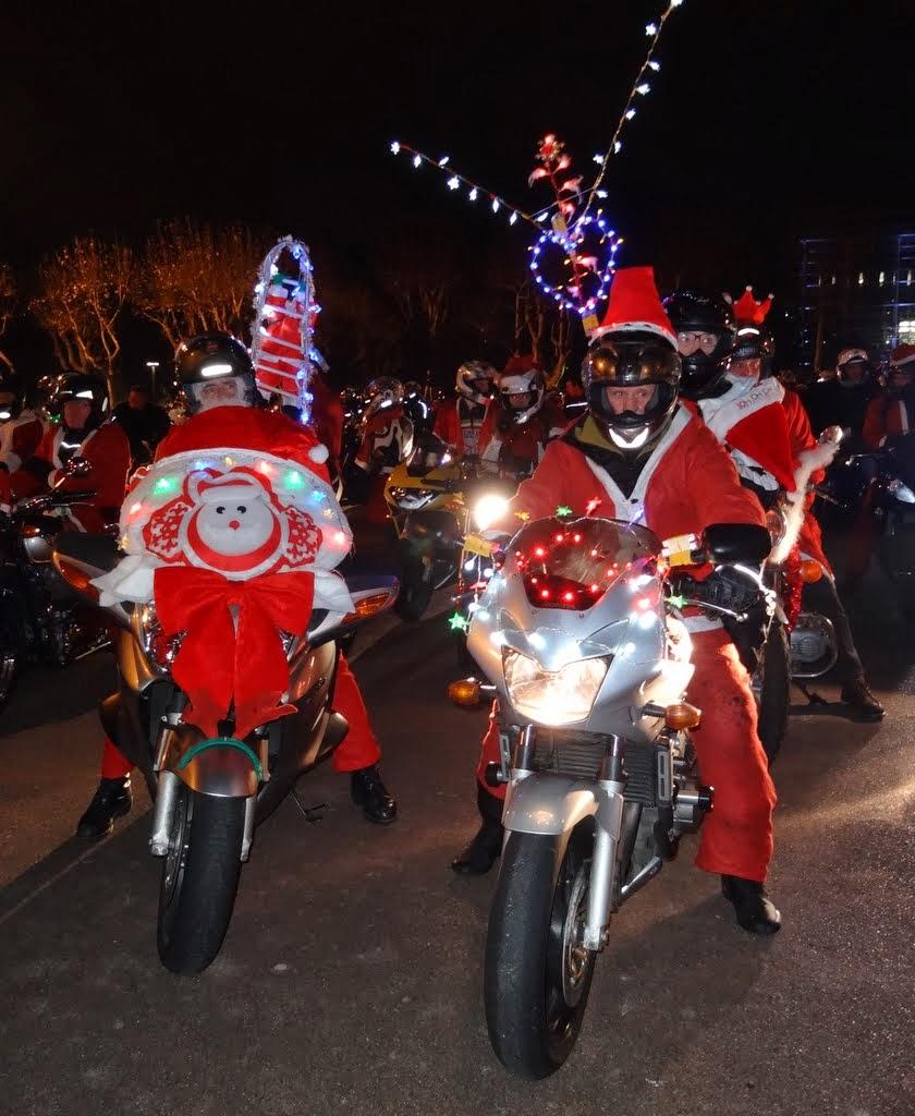 Balade de Noël des motards Toulousains 6 décembre 2013 DSC02595
