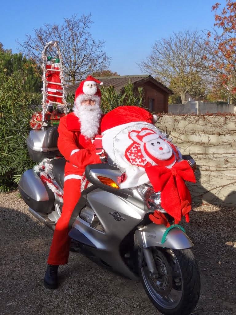 Balade de Noël des motards Toulousains 6 décembre 2013 DSC02660