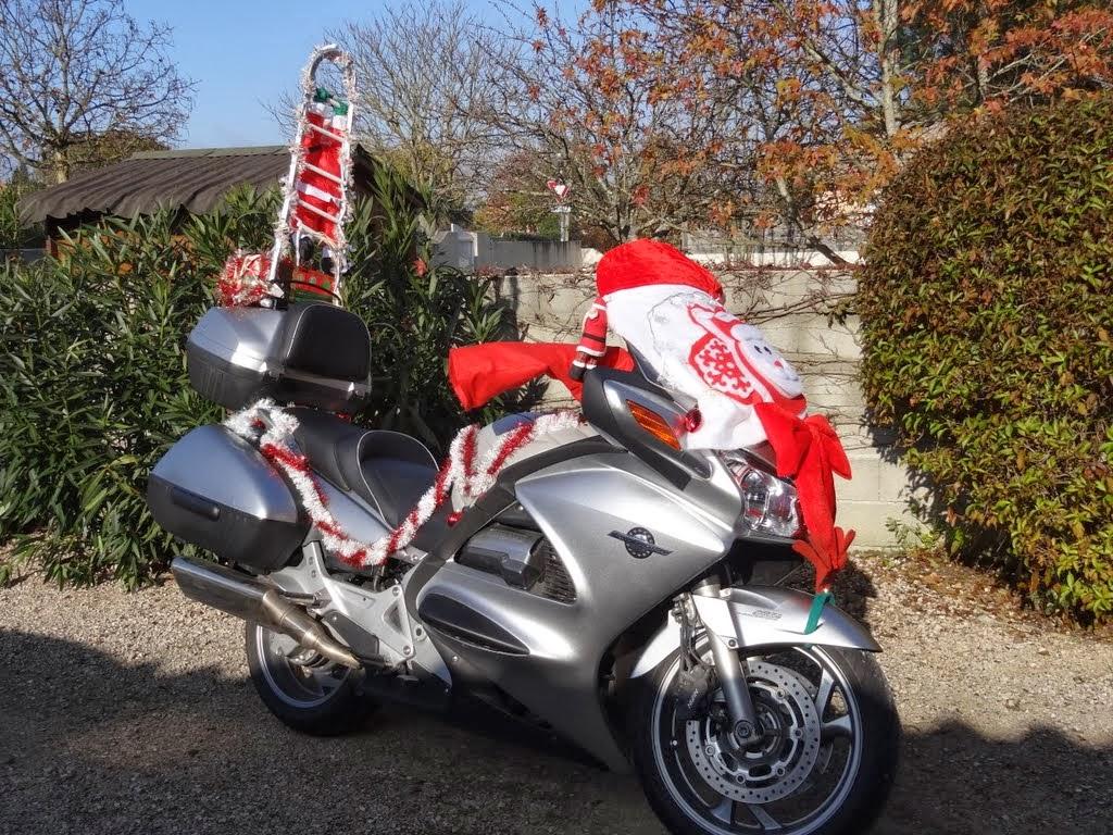 Balade de Noël des motards Toulousains 6 décembre 2013 DSC02665
