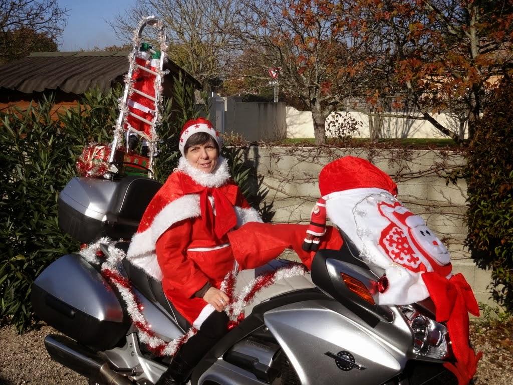 Balade de Noël des motards Toulousains 6 décembre 2013 DSC02667
