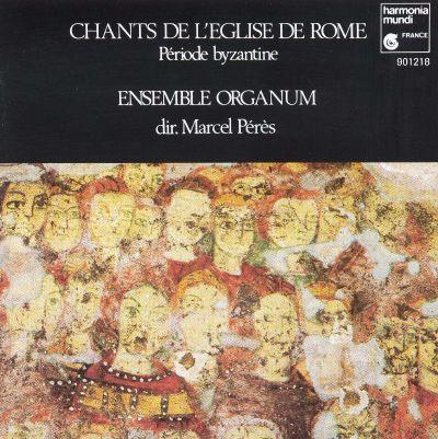 Ensemble Organum / Marcel Pérès MI0000969984
