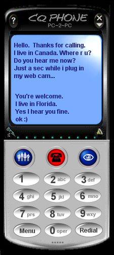 الان اصبح كمبيوترك تليفون ولديه رقم الحق اتصل على اللى بتحبهم Cqp1