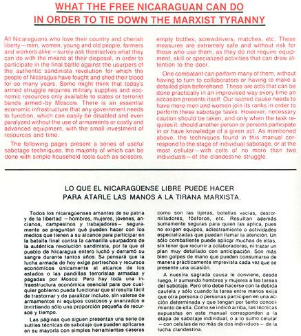 Manual de sabotaje de la C.I.A Xcia01