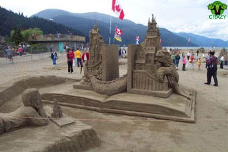 منحوتات رملية SandSculp05