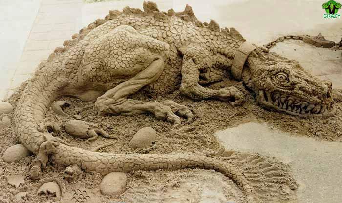 منحوتات رملية SandSculp07