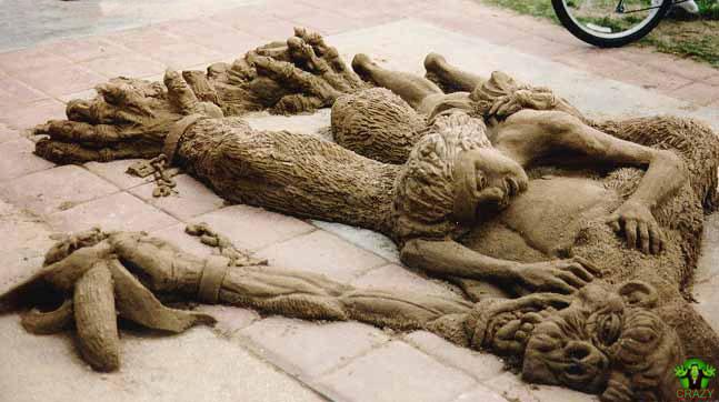 منحوتات رملية SandSculp09