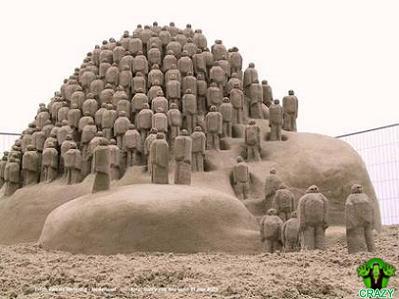 منحوتات رملية Amazing-sand-sculpture