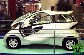 أغرب السيارات Futuristic-auto
