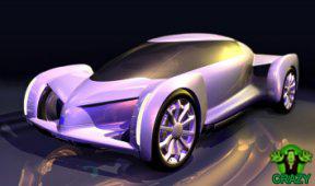 أغرب السيارات Futuristic-car-1